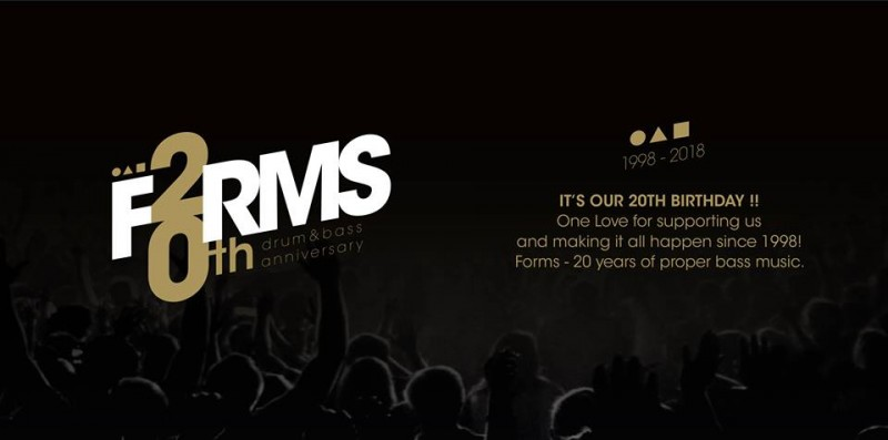 20 YEARS OF FORMS